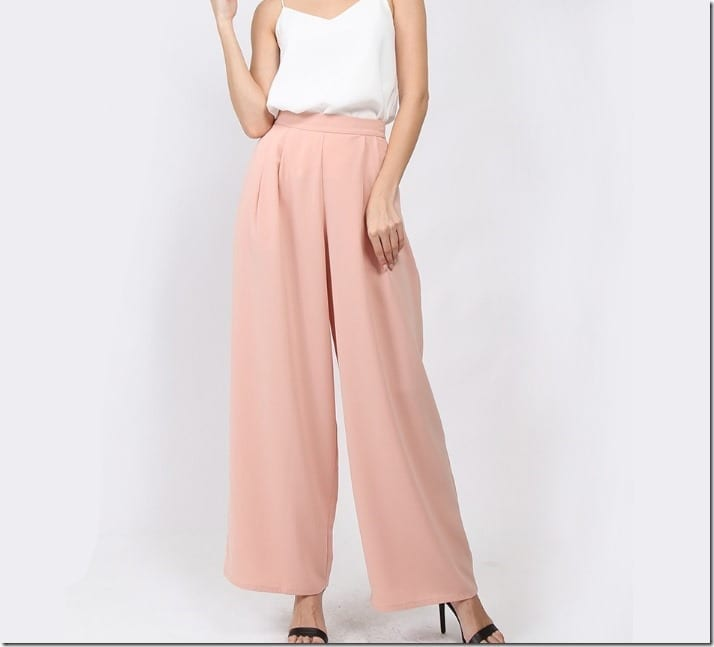 The Palazzo Pants List That Can Elevate Your Sunny Day OOTD
