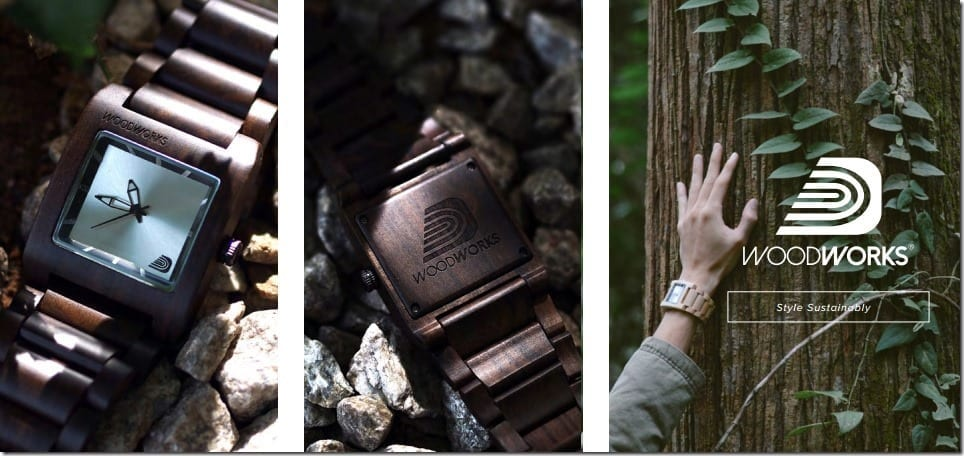 Grab This Malaysian Wood Watch And Save An Endangered Tree