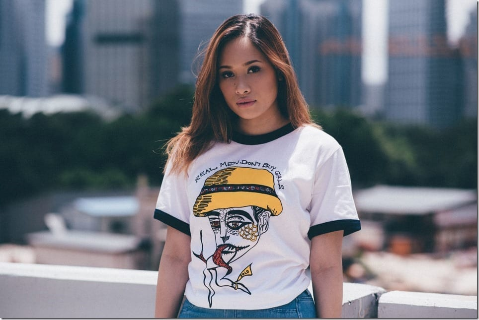 Artistic Malaysian Tees You Want To Wear For A Good Cause