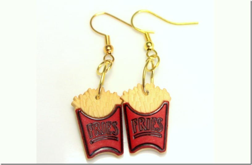 statement-french-fries-dangle-earrings