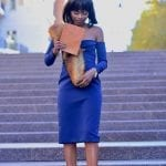 Fashionista NOW: How To Wear Shades Of Blue?