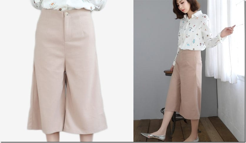 beige-button-culottes