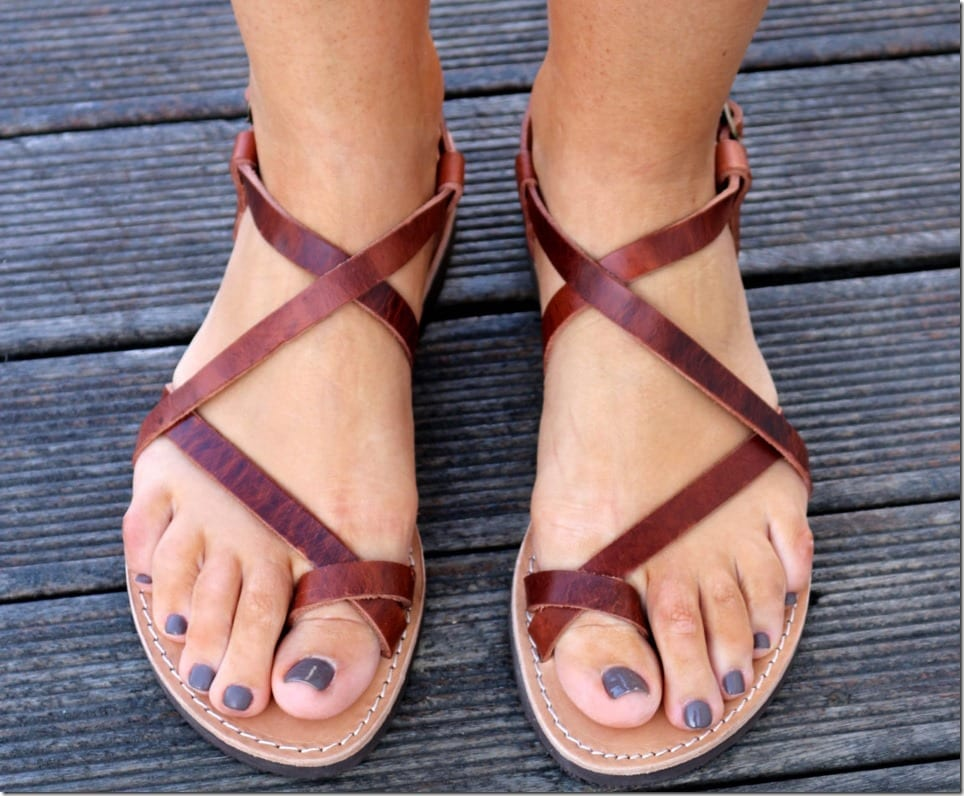 dark-brown-waxed-leather-sandals