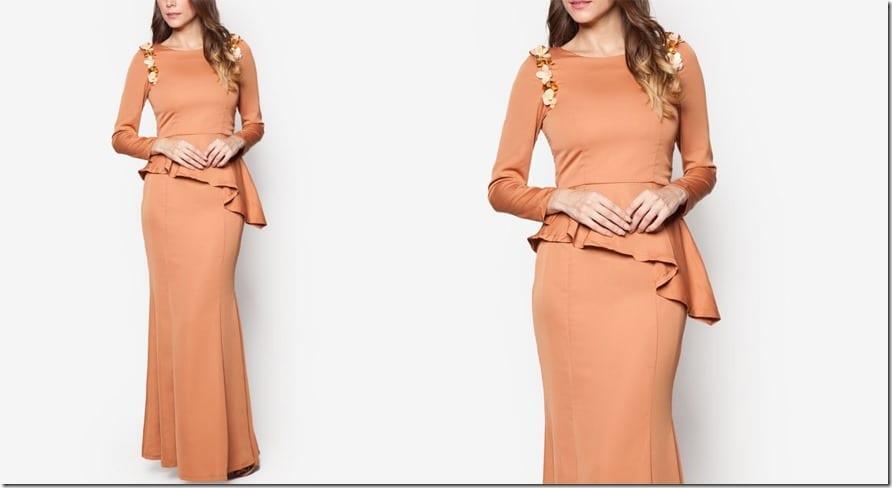 embellished-brown-mod-peplum-kurung