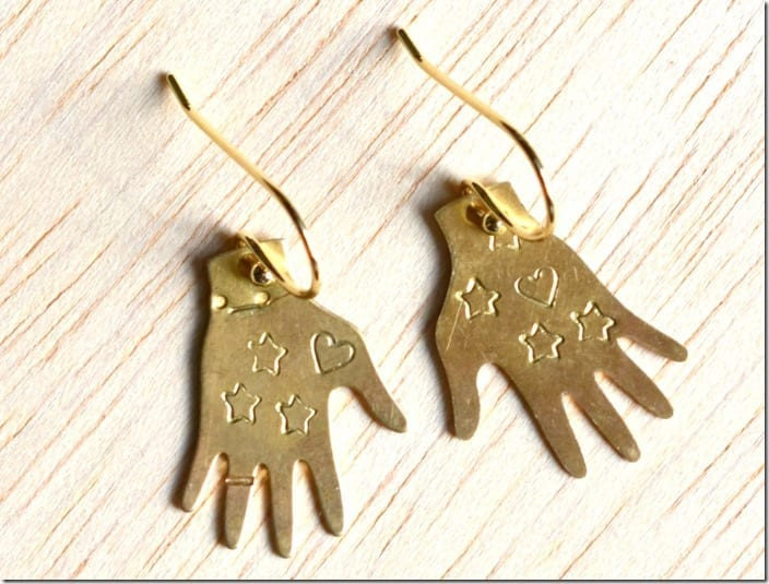 festive-hand-charm-earrings