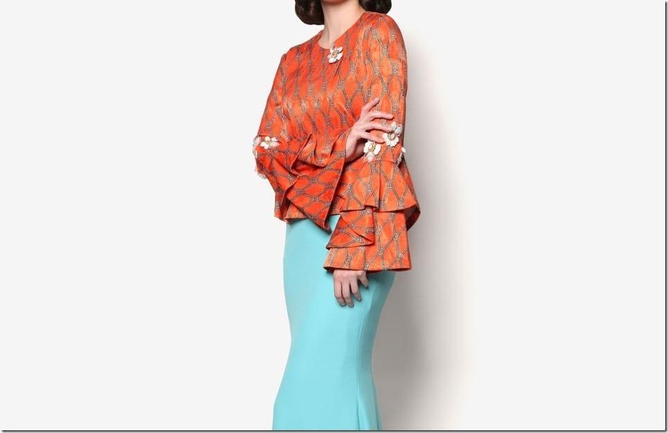 Designer Baju Raya 2017 Ideas With LS For Jovian