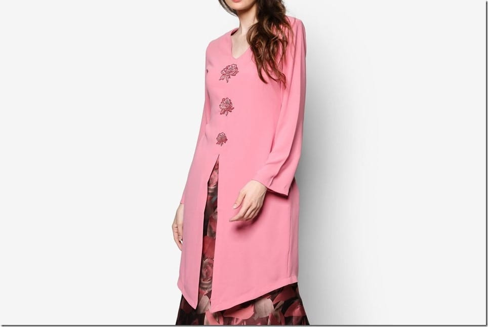 Baju Raya 2017 Idea ~ Modern Kebarung