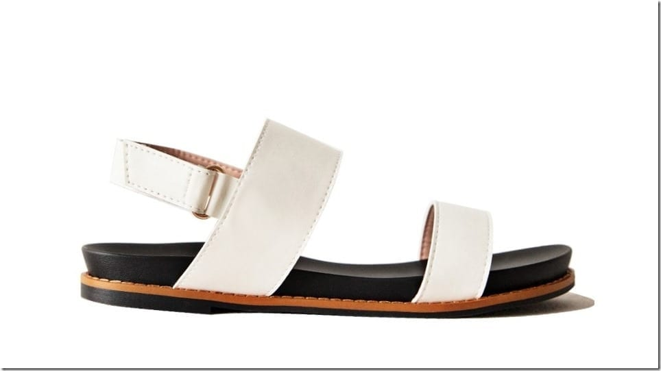 Malaysian-Made Minimalist Sling Sandals For Your Casual Raya 2017