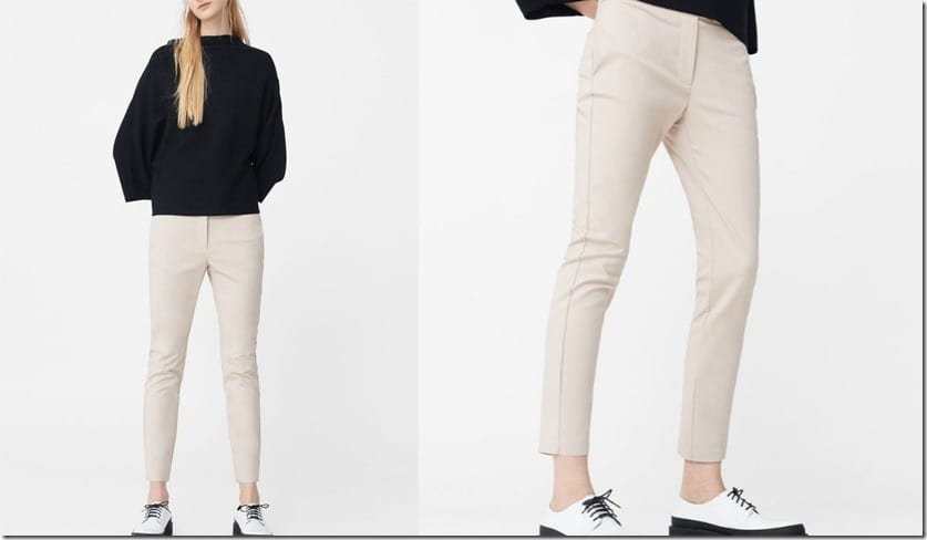 pale-beige-cigarette-pants