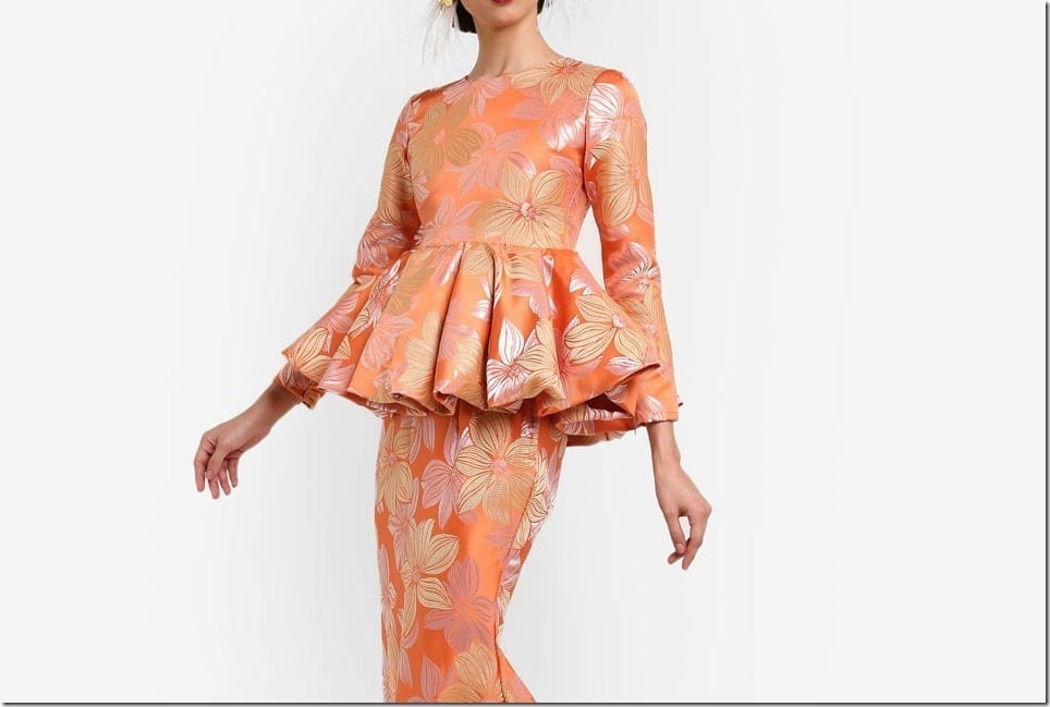 Baju Raya Inspo ~ PETRA Raya 2017 Collection