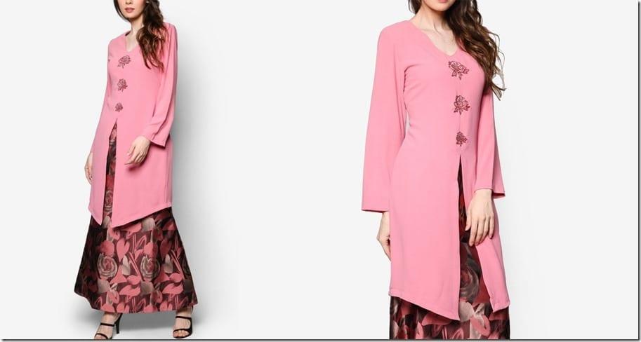 pink-floral-modern-kebarung