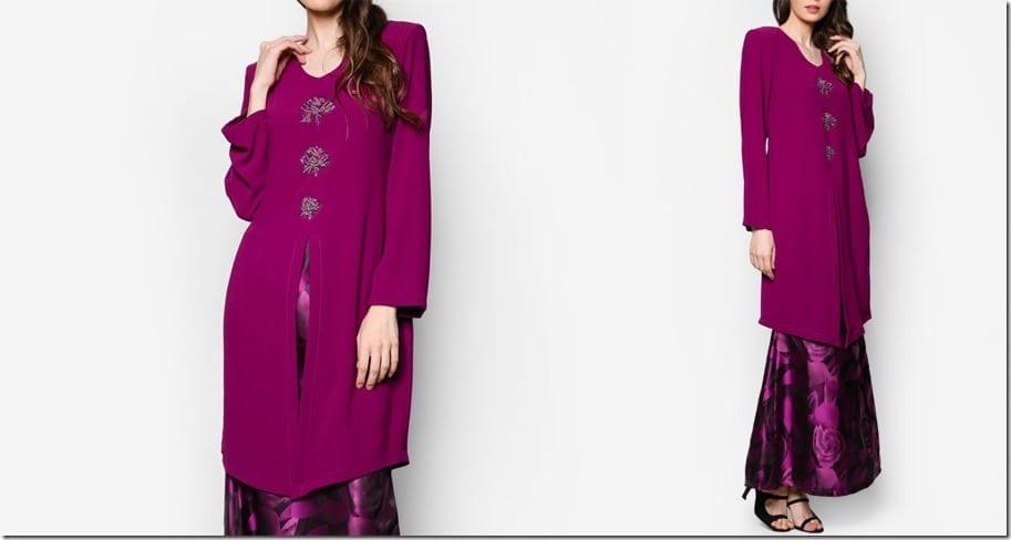 purple-floral-modern-kebarung