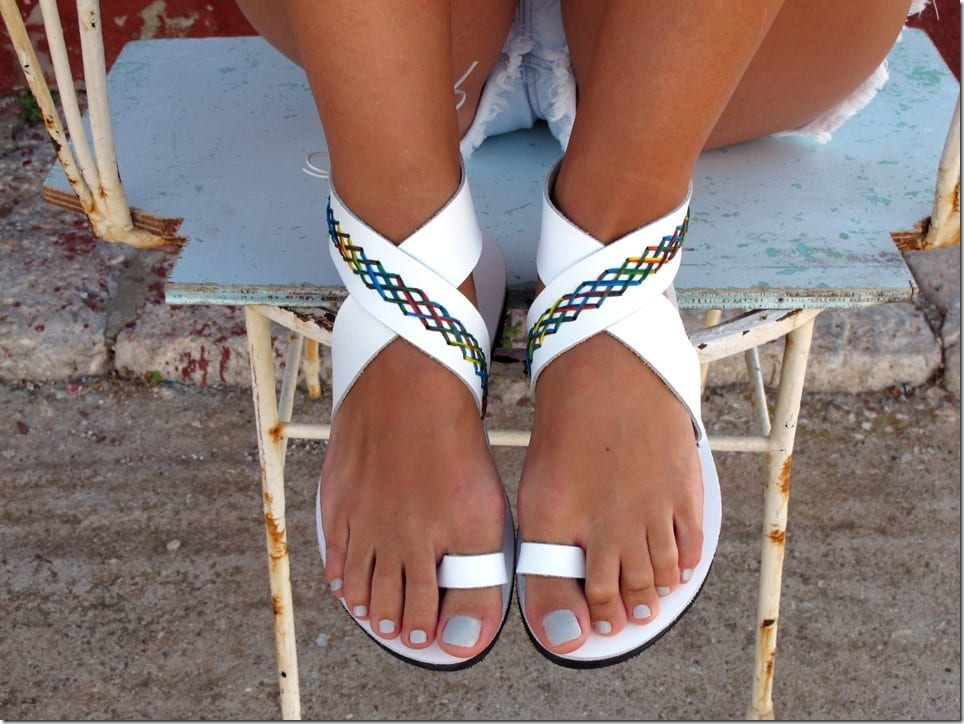 white-ankle-wrap-leather-sandals