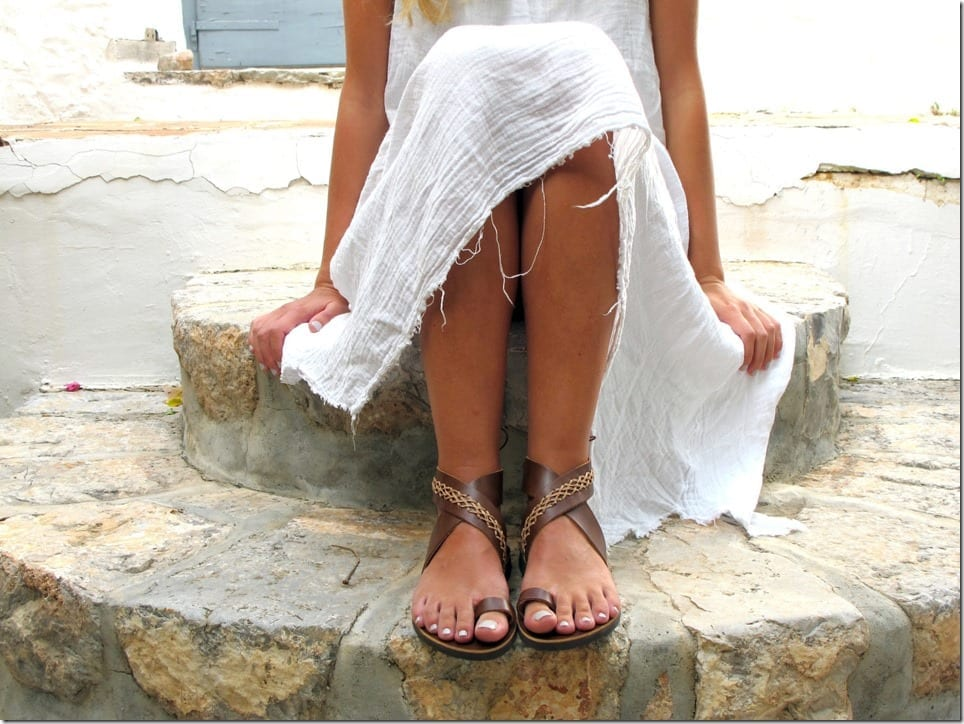 wrap-around-cross-stitch-leather-sandals