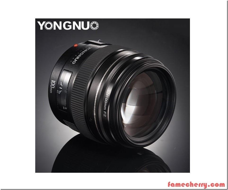 Yongnuo 100mm f2 Canon Malaysia