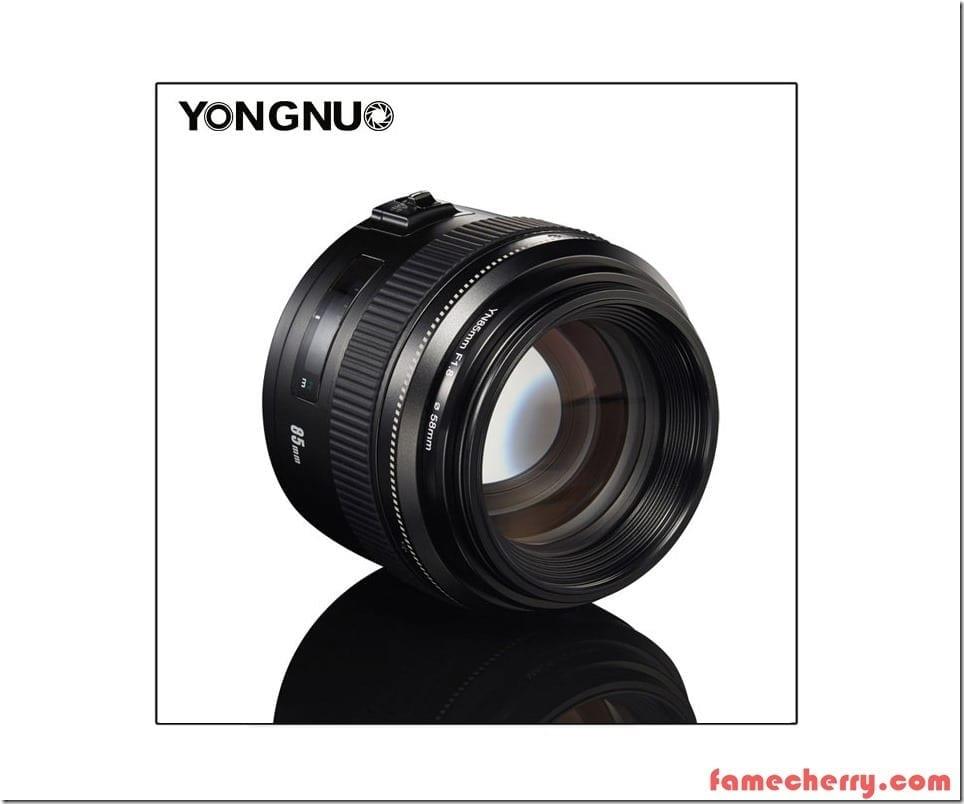 Yongnuo 85mm f1.8 Canon Malaysia