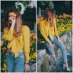 Fashionista NOW: How To Incorporate A Pop Of Yellow In Your Spring OOTD?