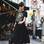 Fashionista NOW: How To Street Style A Midi Skirt With Flair?