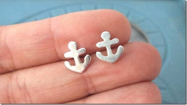 boat-anchor-stud-earrings