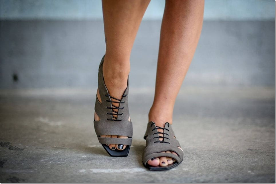 grey-cutout-lace-tie-leather-sandals