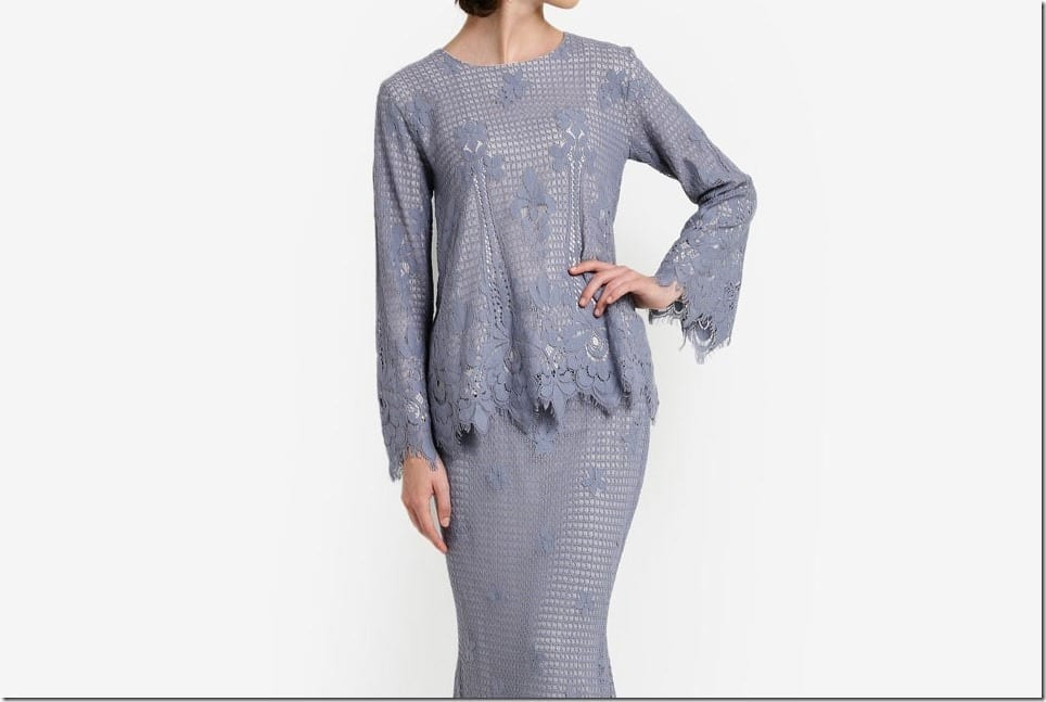 Baju Raya Must-Have ~ Kree 2017 Raya Collection Enchants In Its Elegant Minimalism