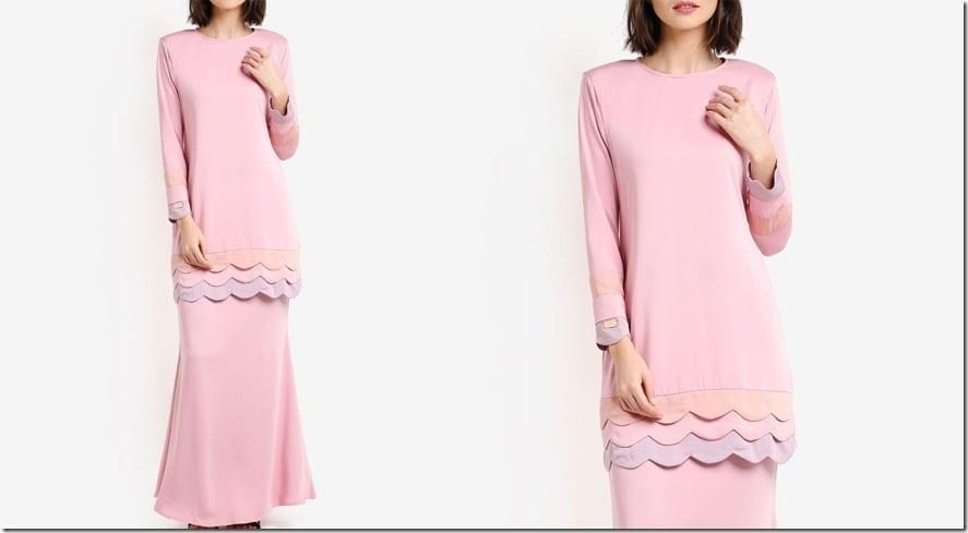 pink-scallop-baju-kurung