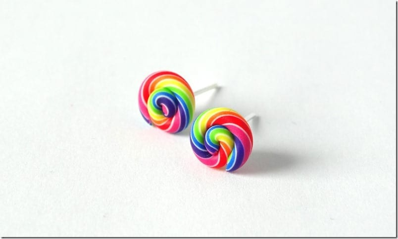 rainbow-swirl-stud-earrings