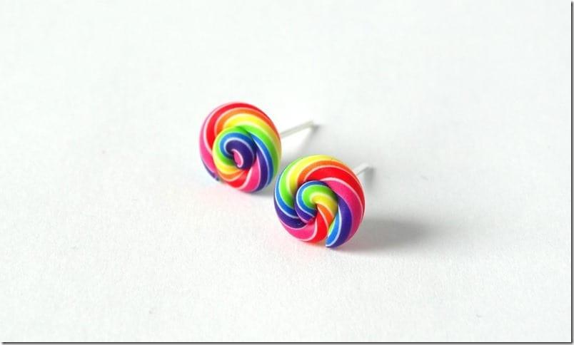 rainbow-swirl-stud-earrings