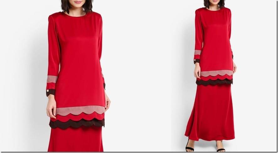 red-scallop-baju-kurung