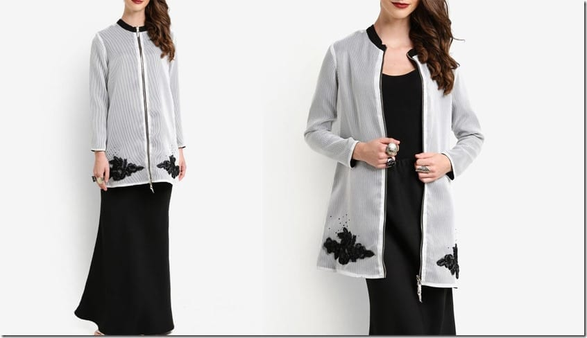 sleek-black-white-floral-patch-mod-kurung