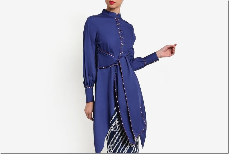 Syomirizwa Gupta Raya 2017 Collection Reinvents Modern Baju Kurung