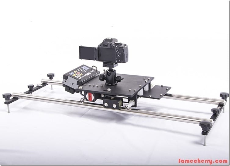 Faraday Motorised Remote Track Drone Malaysia( Unmanned )