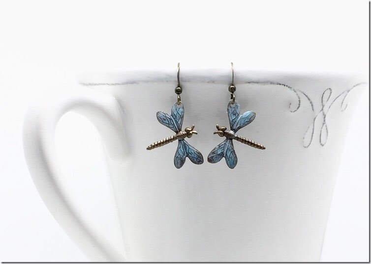 blue-bronze-dragonfly-earrings