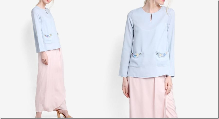 blue-pink-beaded-pocket-kurung