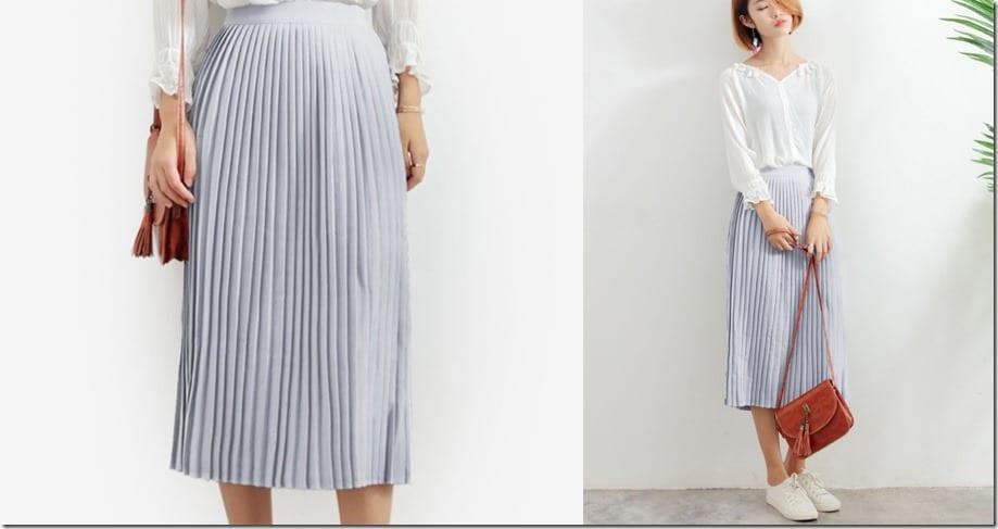 breezy-grey-pleated-midi-skirt