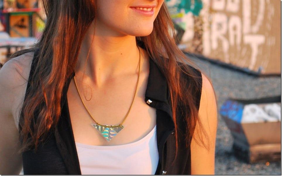 holographic-triangle-suncatcher-necklace