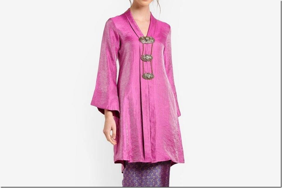 Modern Kebaya And Kebarung Styles To Wear This Syawal 2017