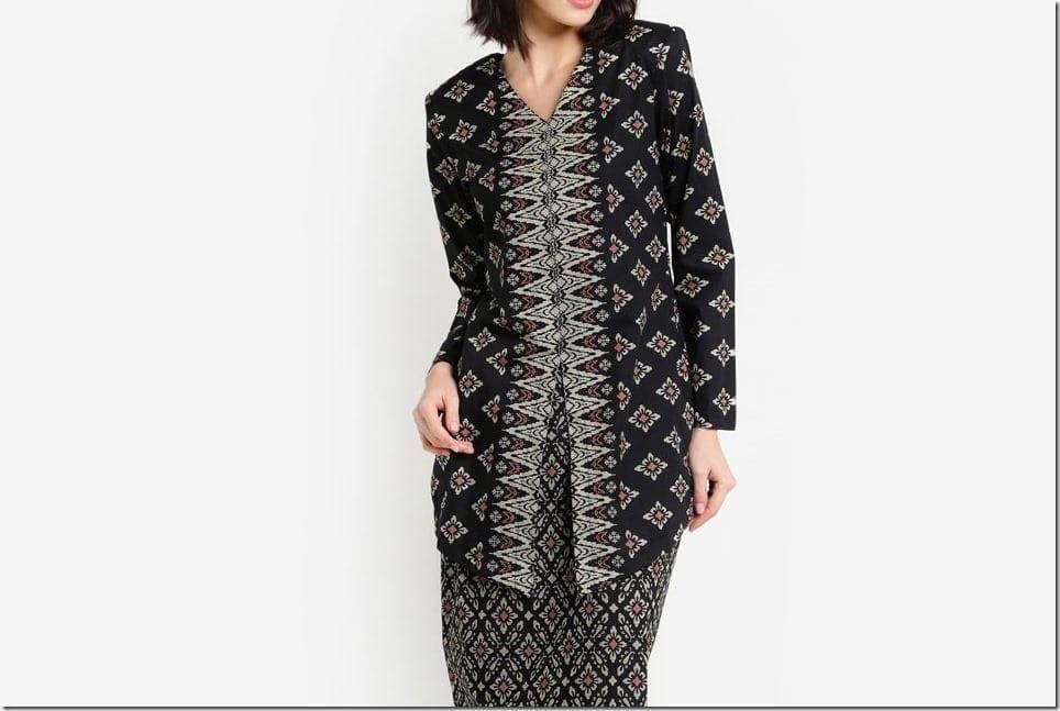 Modern Kebaya Style Ideas For Your Raya 2017 Party Wardrobe