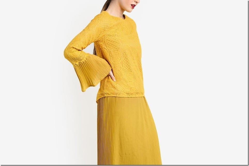 The Mod Kurung Kedah Style Your Chic Raya 2017 Wardrobe NEEDS