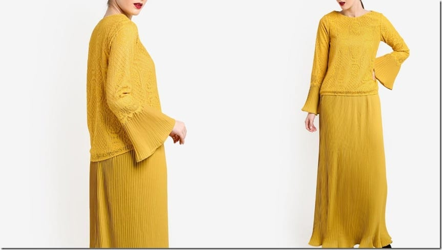 mustard-yellow-lace-pleated-kurung-kedah