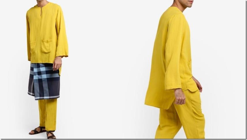mustard-yellow-mod-baju-melayu