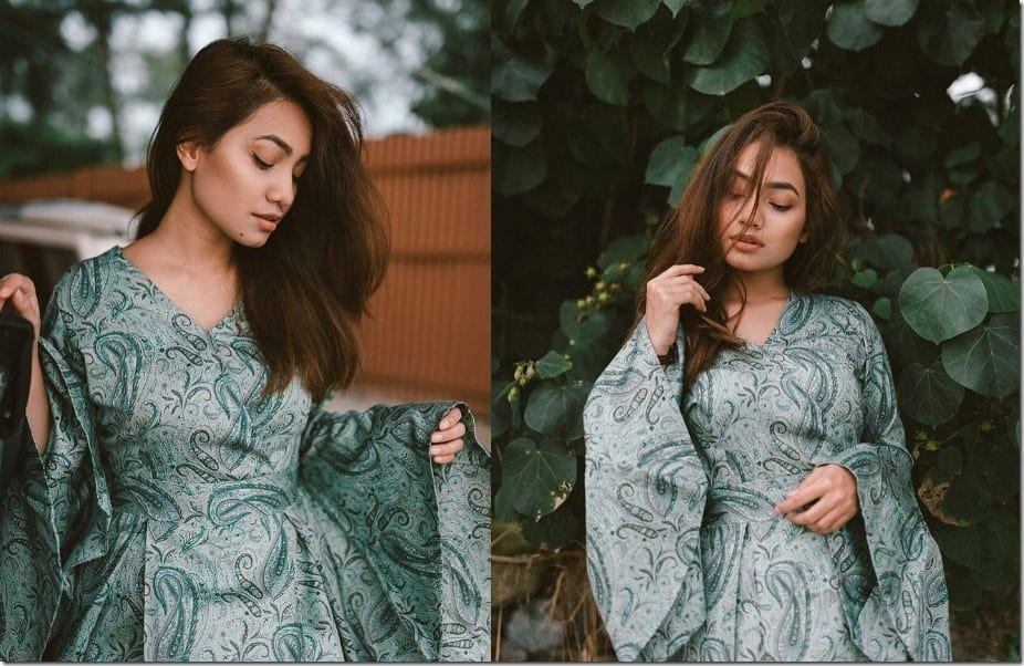 Fashionista NOW: N.Marquesaa Makes Baju Kurung So Modern + Edgy For Your Raya 2017 Festive Wardrobe