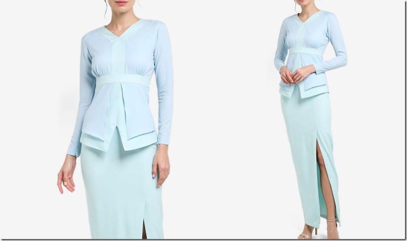 pastel-blue-v-neck-mod-kurung