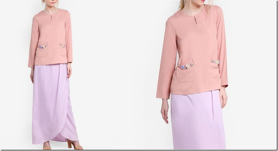 pink-lilac-beaded-pocket-kurung