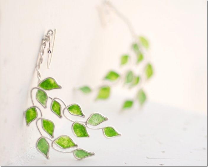 tropical-greenery-earrings