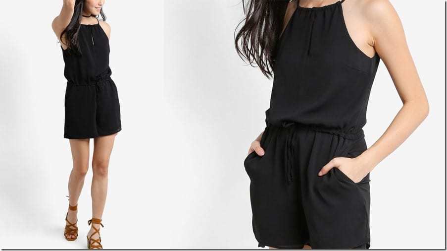 black-cut-in-romper
