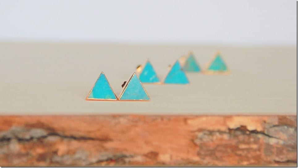 blue-turquoise-triangle-stud-earrings