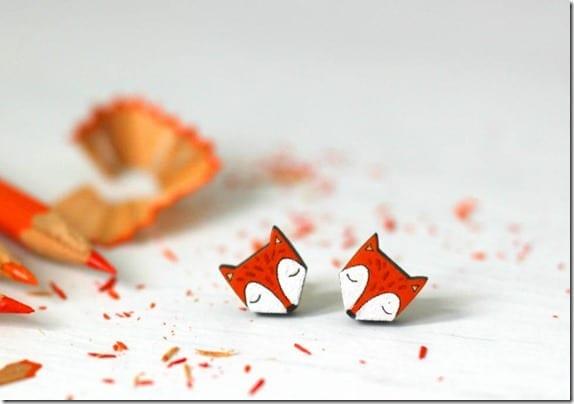 laser-cut-fox-earrings