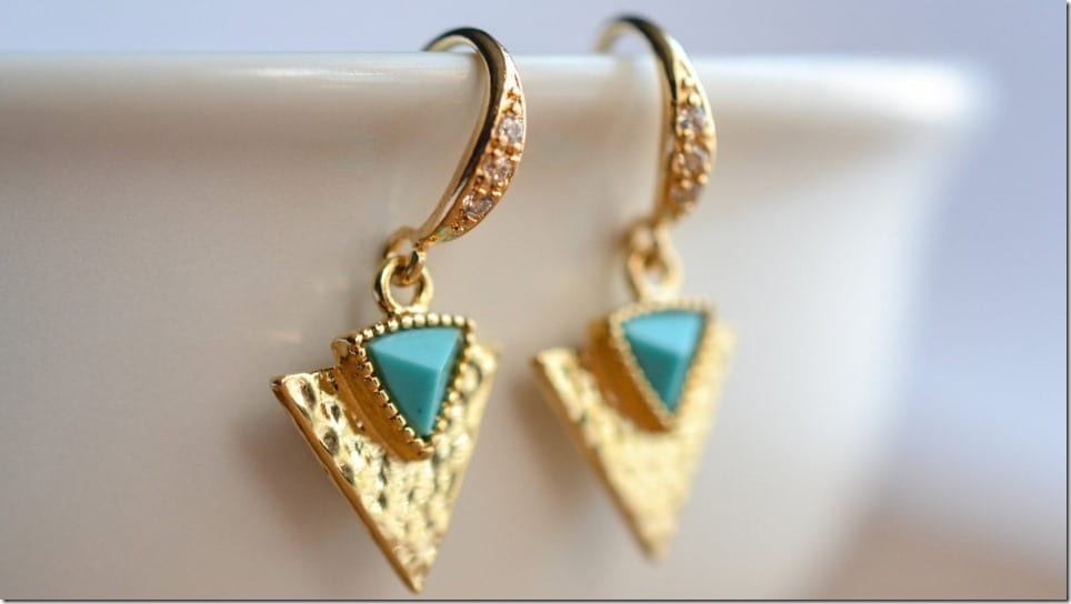 mod-gold-turquoise-triangle-earrings