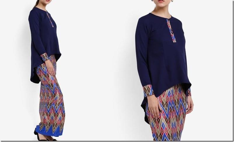 navy-high-low-batik-sarawak-style-kurung